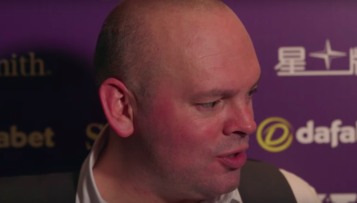 Stuart Bingham made it past the first round at the Masters for only the second time