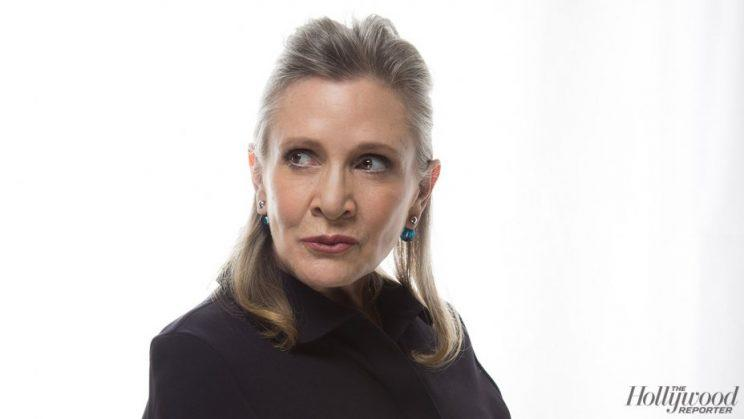 Carrie Fisher dies