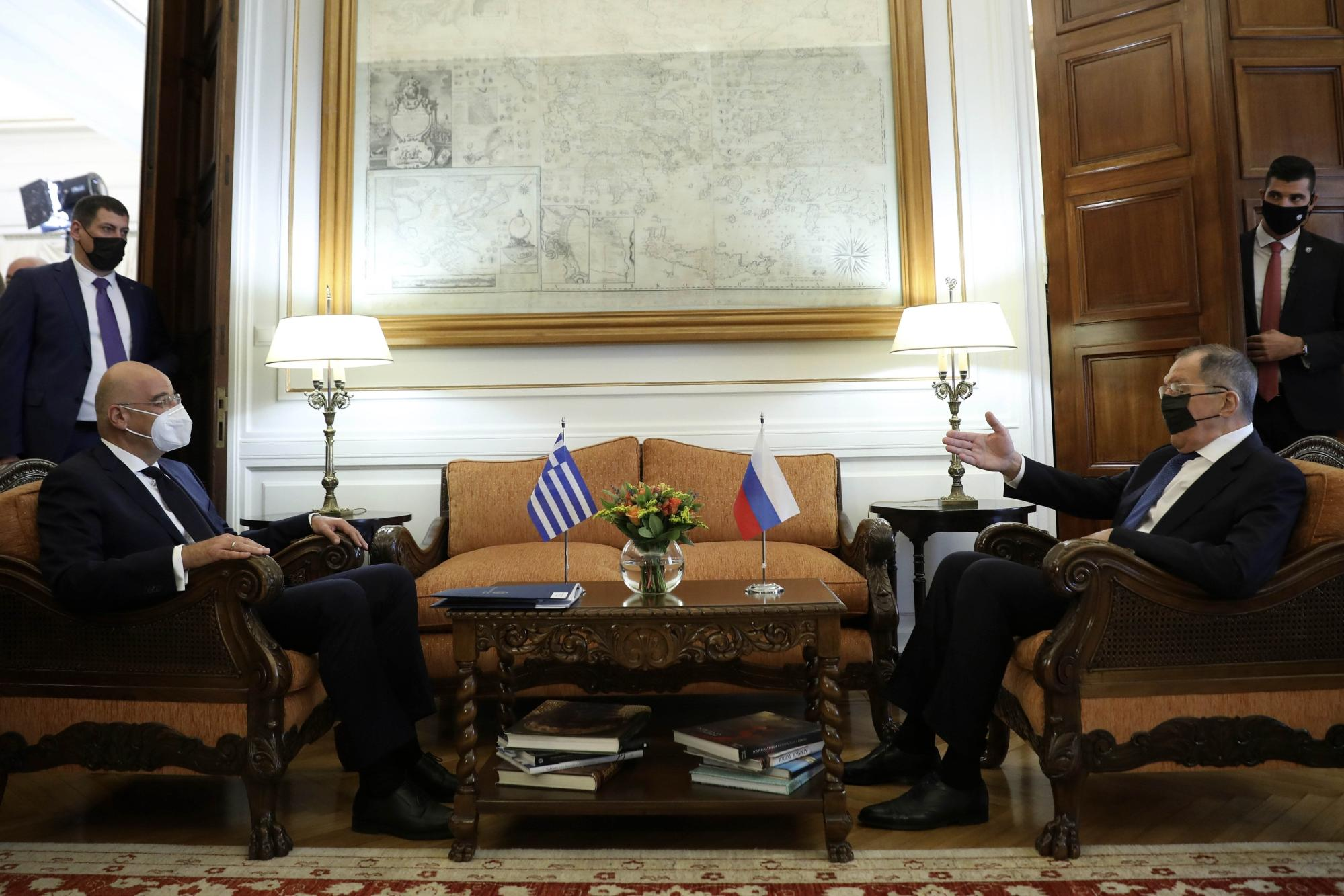 Greece, Turkey wrangle over military games in eastern Med