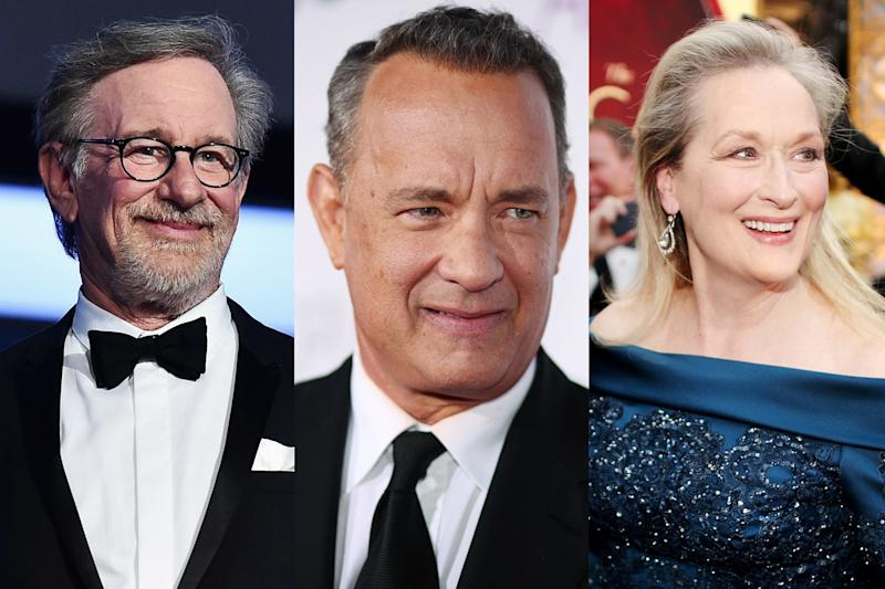 Steven Spielberg, Meryl Streep, Tom Hanks Team Up for the Political Movie We Need Right Now