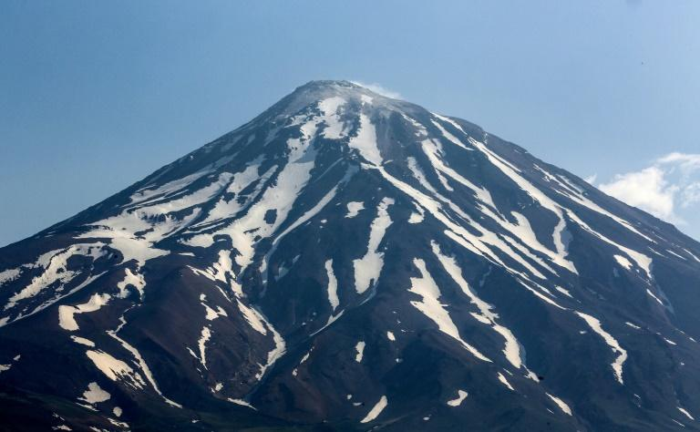 The quake's epicentre was south of Mount Damavand, Iran's highest mountain