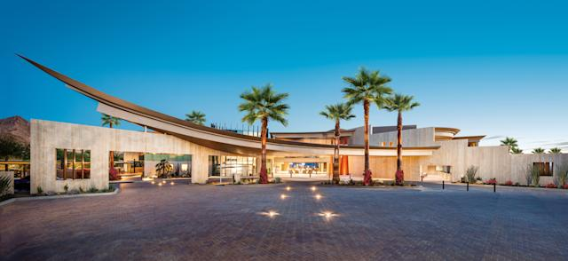 """<h1 class=""""title"""">Bighorn Golf Club clubhouse exterior.jpg</h1> <div class=""""caption""""> And here's the view as you pull up to Bighorn. </div> <cite class=""""credit"""">Mark Davidson</cite>"""