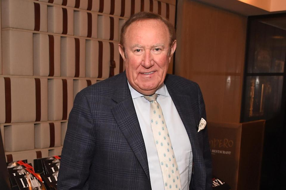 <p>Andrew Neil is leading the news channel</p>