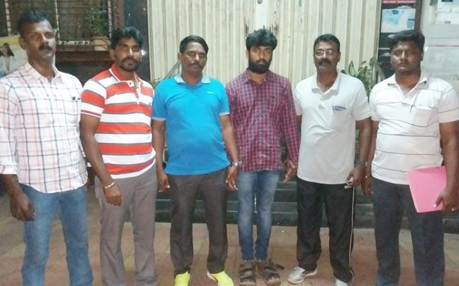 <p>Dhashwanth, 22-year old, is an unemployed mechanical engineer and said  to have been involved in many minor crimes before raping and murdering  the 7-year-old Hasini. </p>