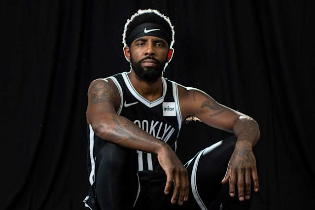 It's the Nets' time in a Knicks-mad town