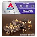 <p>Made with zero grams of sugar and only two grams of net carbs, this <span>Atkins Endulge Nutty Fudge Brownie Bar</span> ($5 for 5) is great for weight loss.</p>