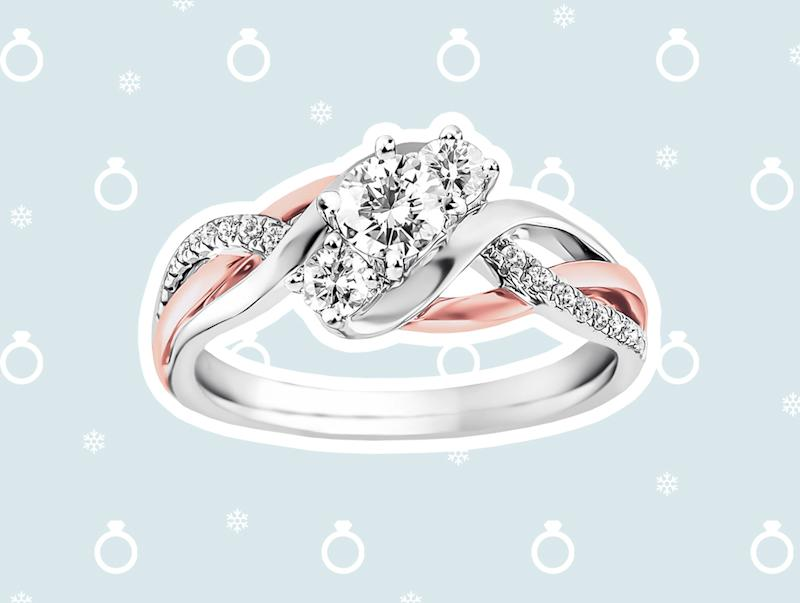 9 winter engagement rings that will end up being #1 on your holiday wish list
