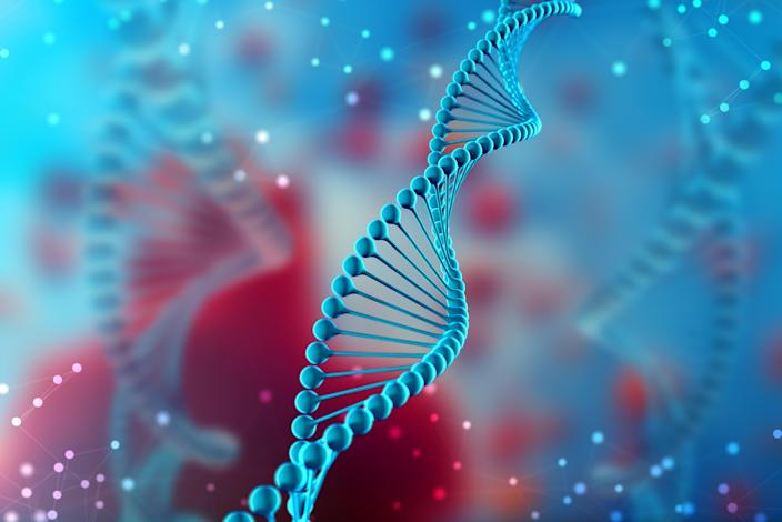 """DNA may get """"transferred"""" from a donor to a patient during a bone marrow transplant. [Photo: Getty]"""