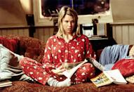 "<p>Another iconic New Year's smooch happens in <em>Bridget Jones's Diary</em>, the quintessential rom-com for the perpetually single woman. </p><p><a class=""link rapid-noclick-resp"" href=""https://www.amazon.com/dp/B00ID4HRYC?tag=syn-yahoo-20&ascsubtag=%5Bartid%7C10049.g.14505050%5Bsrc%7Cyahoo-us"" rel=""nofollow noopener"" target=""_blank"" data-ylk=""slk:Watch"">Watch</a></p>"