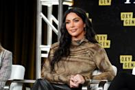 """<a href=""""https://ca.search.yahoo.com/search?p=KimKardashian&fr=fp-tts&fr2"""" data-ylk=""""slk:Kim Kardashian West's"""" class=""""link rapid-noclick-resp"""">Kim Kardashian West's</a> year was filled with very public highs and lows. Aside from expanding her apparel and cosmetic lines, <a href=""""https://fave.co/2N0MxaI"""" rel=""""nofollow noopener"""" target=""""_blank"""" data-ylk=""""slk:Skims"""" class=""""link rapid-noclick-resp"""">Skims</a> and <a href=""""https://fave.co/3rnLzb5"""" rel=""""nofollow noopener"""" target=""""_blank"""" data-ylk=""""slk:KKW Beauty"""" class=""""link rapid-noclick-resp"""">KKW Beauty</a>, Kardashian West received backlash for throwing an island getaway with a group of friends to celebrate her 40th birthday. The lavish gathering, which was documented on social media by friends and family, drew criticism for being """"tone deaf"""" amidst a global pandemic. In an attempt to redeem themselves, the Kardashian and Jenner family announced they were cancelling their annual star-studded holiday party."""