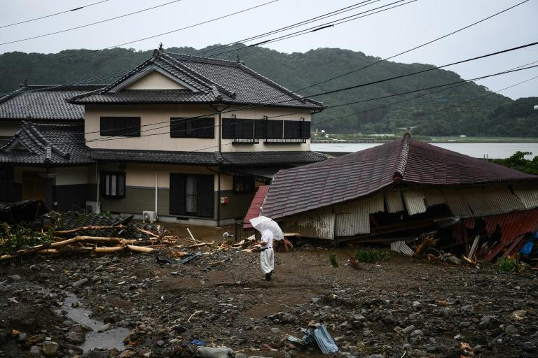 Many have seen their homes destroyed
