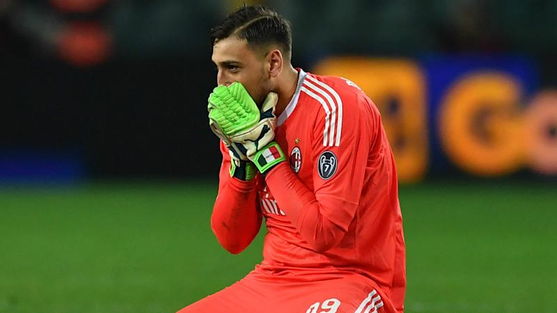 Maldini fears for future of AC Milan star Donnarumma