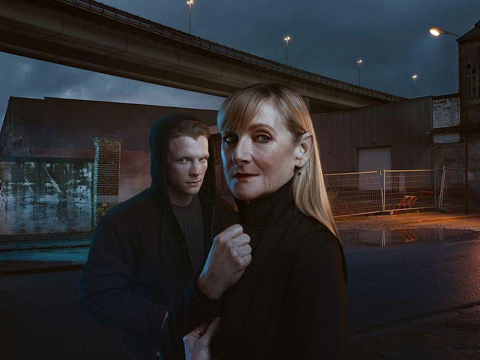 <p><strong>Catch up on 4OD</strong> </p><p>A thrilling new crime drama has landed on Channel 4 recently — and it has serious Scandi Noir vibes.</p><p>Based on the Swedish TV series of the same name, the story focuses on seemingly unflappable detective Hannah Laing (Afterlife's Lesley Sharp), who finds herself seriously conflicted when she discovers her son is acting as an undercover informant at the heart of a gruesome murder investigation.</p>