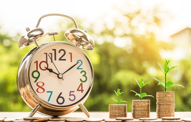 Time is money and the sooner you invest the sooner you start saving and growing your wealth. Interest rate compound and can magnify your gains, so starting today can give you an edge over your colleagues.
