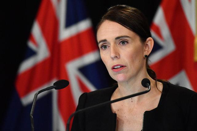 Prime Minister Adern Speaks To Media As New Zealand Grieves Following Mosque Attacks In Chirstchurch