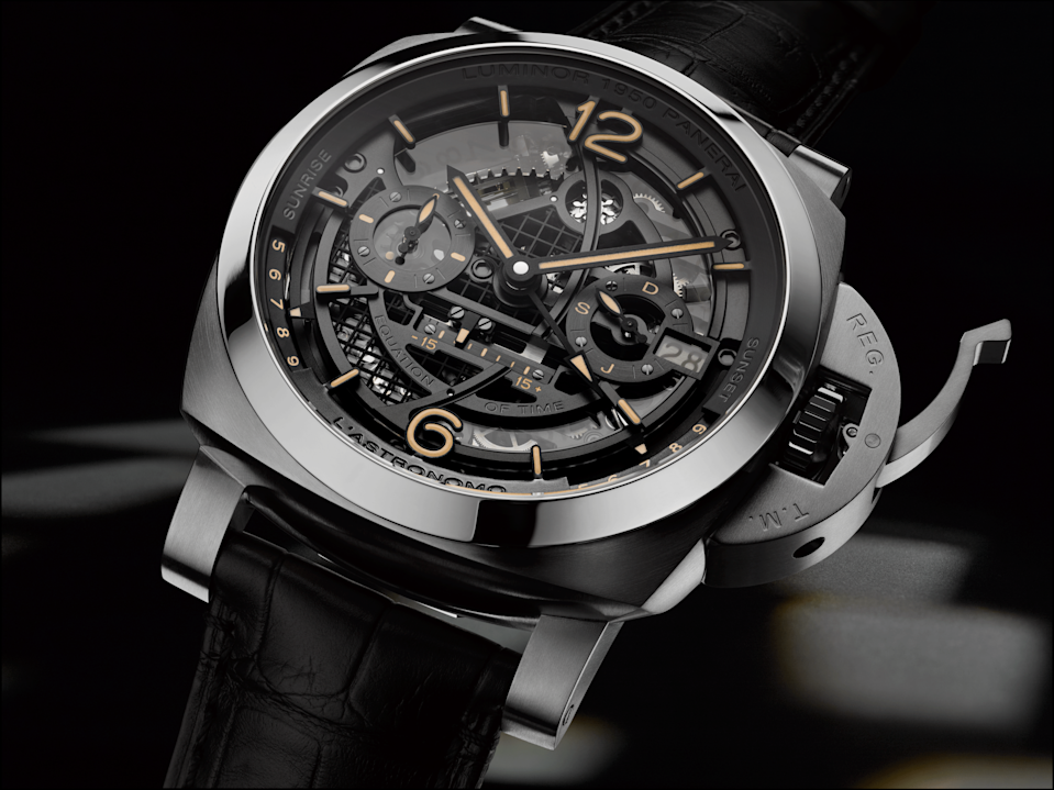 The purchase this L'Astronomo Equation of Time comes with a trip to Switzlerand.