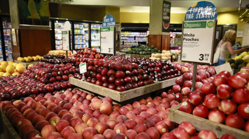Here's How Whole Foods' New Prices Compare To A Regular Supermarket