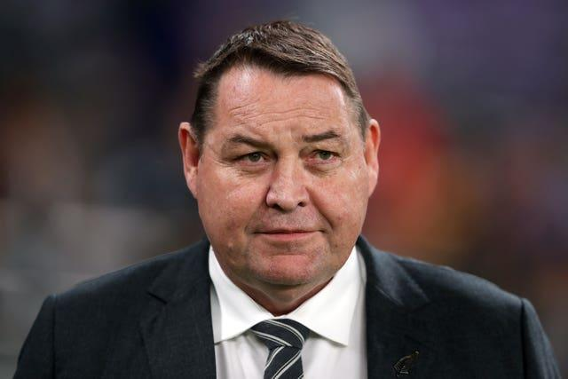 Former New Zealand boss Steve Hansen is one of several heavyweight backers of the World 12s