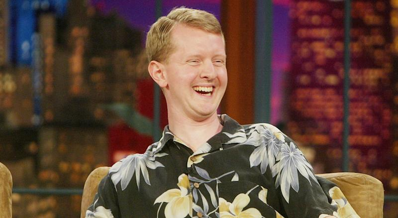 Ken Jennings has an issue with Blue Jay fans in Seattle. (Photo by Kevin Winter/Getty Images)