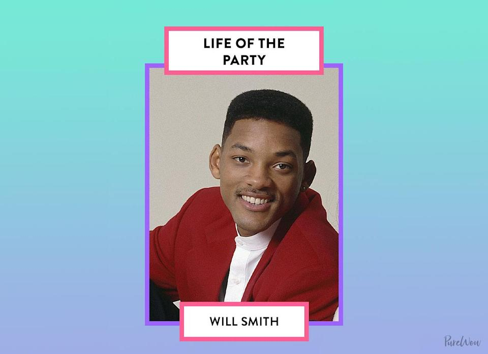 <p>Will stays ready with a rolodex of funny one-liners for practically every occasion. It's hard to imagine how the Banks family would've fared without this mischievous, smart-mouthed teen from West Philly.</p>
