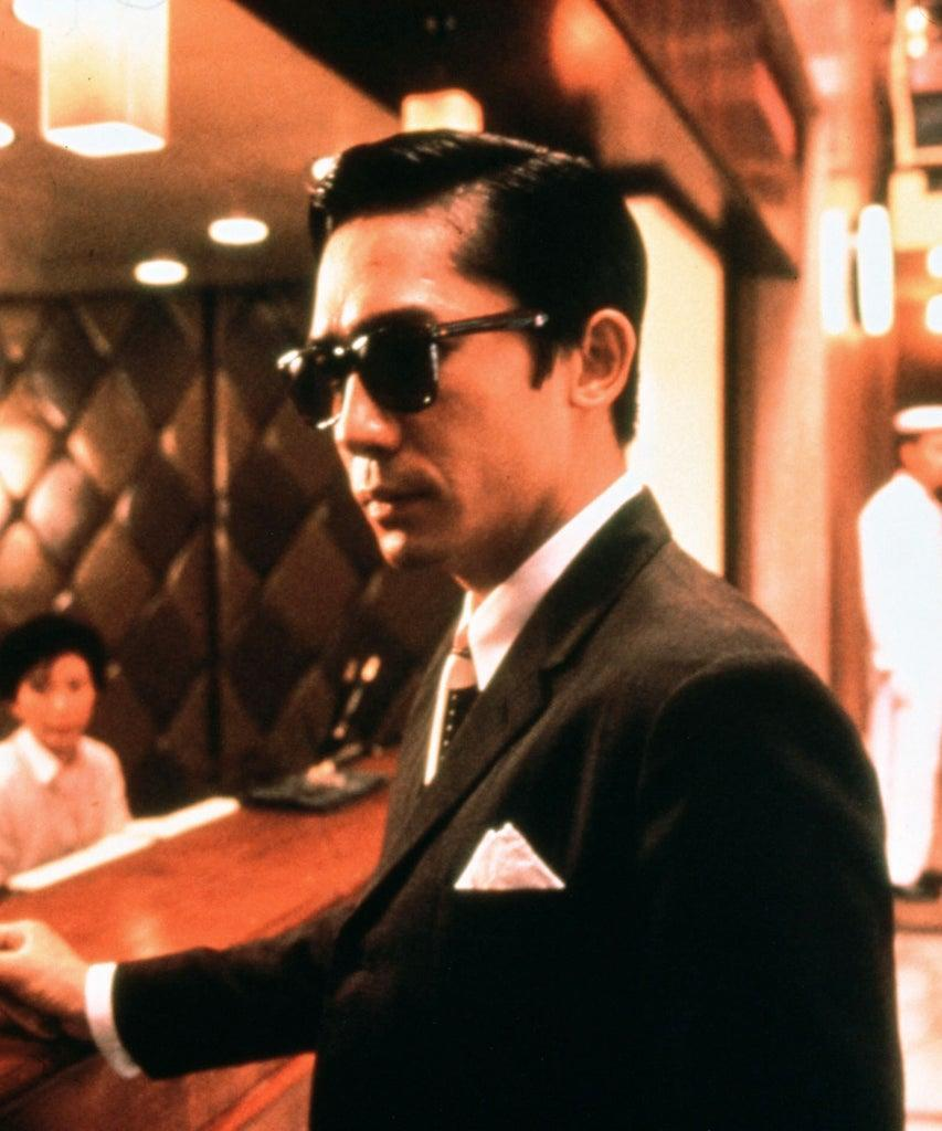Editorial use only. No book cover usage. Mandatory Credit: Photo by Jet Tone/Kobal/Shutterstock (5877167e) Tony Leung In The Mood For Love – 2000 Director: Wong Kar-Wai Block 2 Pics/Jet Tone FRANCE/HONG KONG Scene Still Foreign