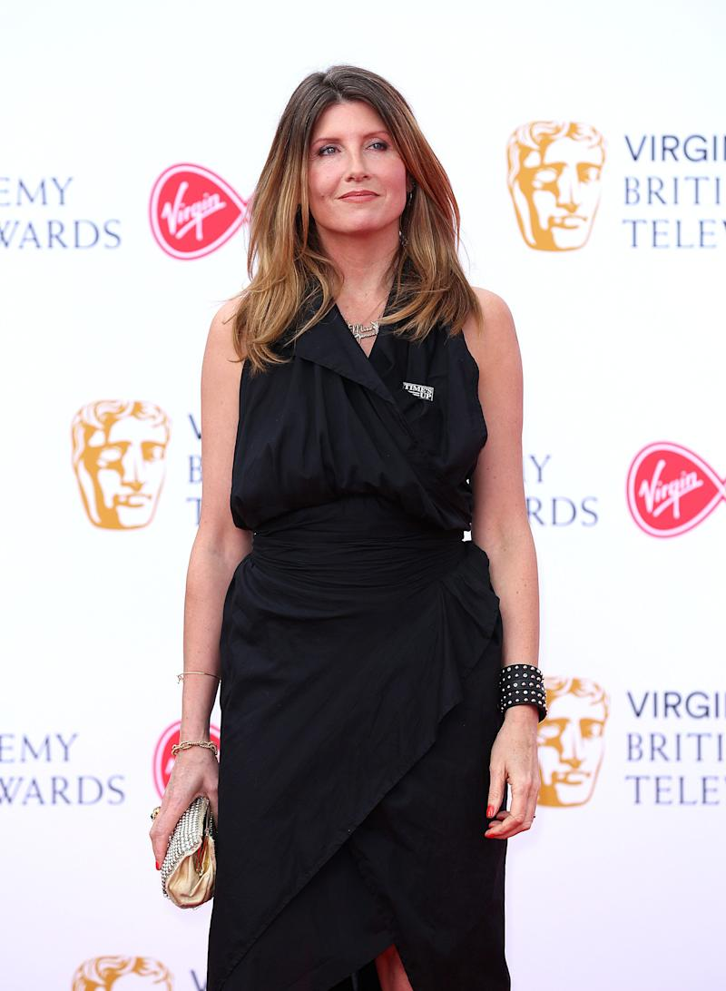 Sharon Horgan attending the Virgin TV British Academy Television Awards 2018 held at the Royal Festival Hall, Southbank Centre, London.