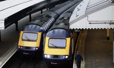 Travellers Hit By First Great Western Strike