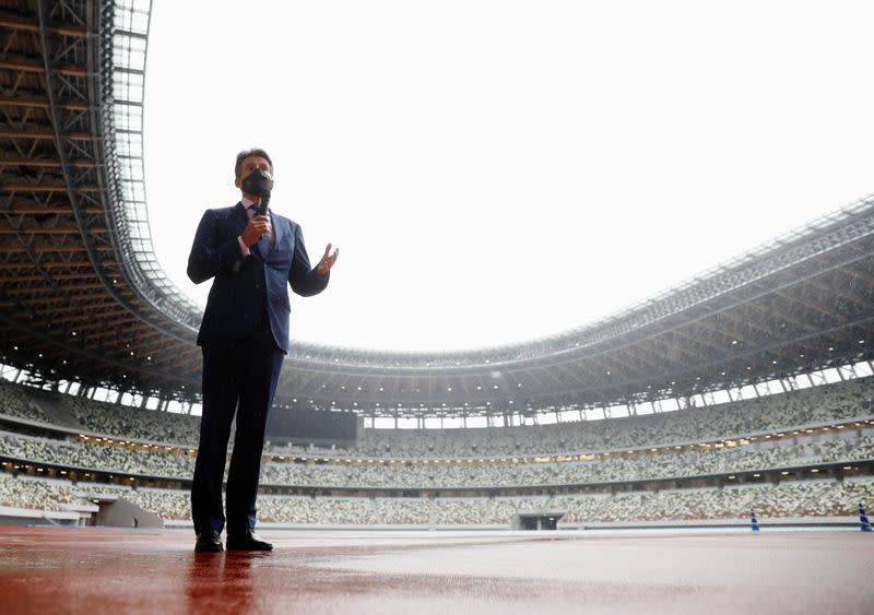 Athletes should be allowed to protest during Games: Coe