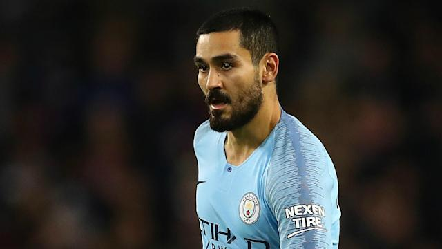Liverpool's lead atop the Premier League means champions Manchester City really must defeat them, says Ilkay Gundogan.