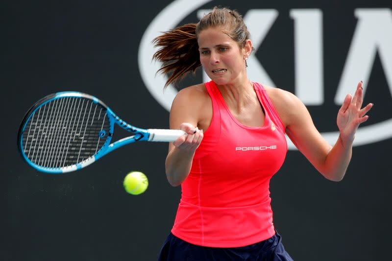 Former Top 10 player Goerges retires
