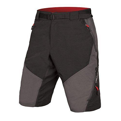 """<p><strong>Endura</strong></p><p>amazon.com</p><p><strong>$89.99</strong></p><p><a href=""""http://www.amazon.com/dp/B01NBW0L6P/?tag=syn-yahoo-20&ascsubtag=%5Bartid%7C2139.g.27285318%5Bsrc%7Cyahoo-us"""" rel=""""nofollow noopener"""" target=""""_blank"""" data-ylk=""""slk:Shop Now"""" class=""""link rapid-noclick-resp"""">Shop Now</a></p><p>These durable mountain shorts from Endura have both zipped air vents and zipper pockets for extra storage. The seat pad can also be removed.</p>"""