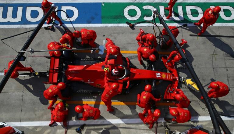 'The worst of days' says Binotto as Ferrari lick their wounds