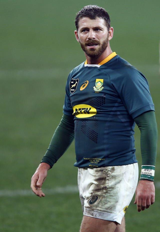 Clips of the incident involving Willie le Roux have gone viral on social media