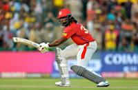 Punjab Kings' Chris Gayle remains a force in Twenty20 cricket at the age of 41