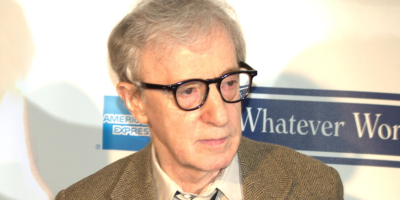 """Woody Allen says he's done everything """"the #MeToo movement would love to achieve"""""""