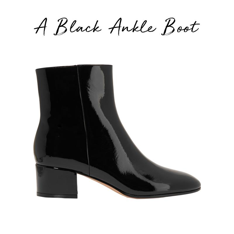 """<a rel=""""nofollow"""" href=""""https://ec.yimg.com/ec?url=http%3a%2f%2frstyle.me%2fn%2fb3n4fijduw%26quot%3b%26gt%3bPatent-Leather&t=1506000705&sig=_6BwusWz_uTTNUTFJOxNfQ--~D Ankle Boots, Gianvito Rossi, $945<p>A black ankle boot is a hero piece for everyday. Extra style pointsforpatent leather.</p> </a><ul>     <strong>Related Articles</strong>     <li><a rel=""""nofollow"""" href=""""http://thezoereport.com/fashion/style-tips/box-of-style-ways-to-wear-cape-trend/?utm_source=yahoo&utm_medium=syndication"""">The Key Styling Piece Your Wardrobe Needs</a></li><li><a rel=""""nofollow"""" href=""""http://thezoereport.com/fashion/celebrity-style/rosie-huntington-whiteley-denim-shirt-leather-jacket/?utm_source=yahoo&utm_medium=syndication"""">Rosie Huntington-Whiteley's Styling Trick Makes Layering Super Easy</a></li><li><a rel=""""nofollow"""" href=""""http://thezoereport.com/entertainment/celebrities/kim-kardashian-birthday-video/?utm_source=yahoo&utm_medium=syndication"""">Kanye's Birthday Video To Kim Is The Cutest Thing We've Ever Seen</a></li></ul>"""