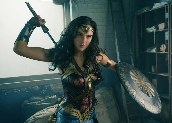 """Directed by Patty Jenkins &bull; Written by Allan Heinberg, Jason Fuchs and Zack Snyder<br><br>Starring Gal Gadot, Chris Pine, Connie Nielsen, Robin Wright, David Thewlis and Danny Huston<br><br><strong>What to expect:&nbsp;</strong>With """"Wonder Woman,"""" a&nbsp;female director finally gets to spearhead a superhero flick. Like many men who've helmed blockbusters in the past decade, Patty Jenkins hails from the indie world -- her signature credits are """"Monster"""" and two episodes of the AMC series """"The Killing."""" She steeled herself for a&nbsp;big task, as a big-screen """"Wonder Woman"""" has been in development since 1986.&nbsp;With Israeli star Gal Gadot in the title role on a mission to stop World War I, we have high hopes.&nbsp;<br><br><i><a href=""""https://www.youtube.com/watch?v=INLzqh7rZ-U"""" rel=""""nofollow noopener"""" target=""""_blank"""" data-ylk=""""slk:Watch the trailer"""" class=""""link rapid-noclick-resp"""">Watch the trailer</a>.</i>"""