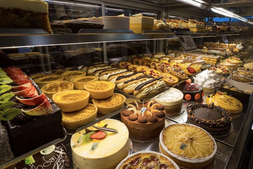 Gumnut Patisserie is famous for its pies, pastries and decadent cakes. Picture: Gumnut Patisserie