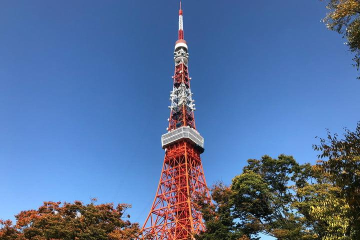 iPhone 8 Plus vs Note 8 camera showdown tokyo tower day iphone