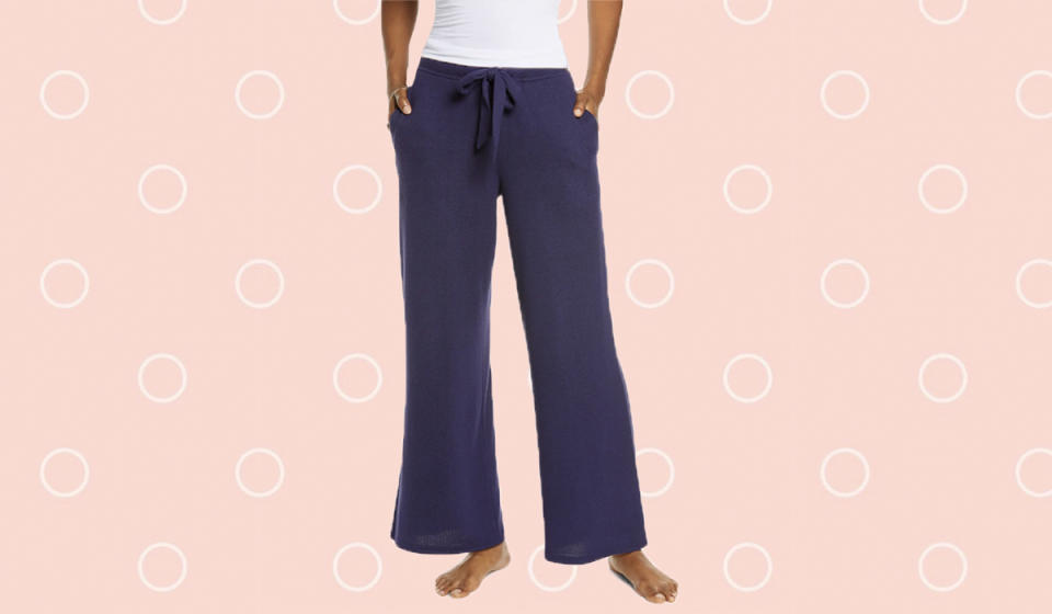 Curl up in these comfy-cool pants. (Photo: Nordstrom)