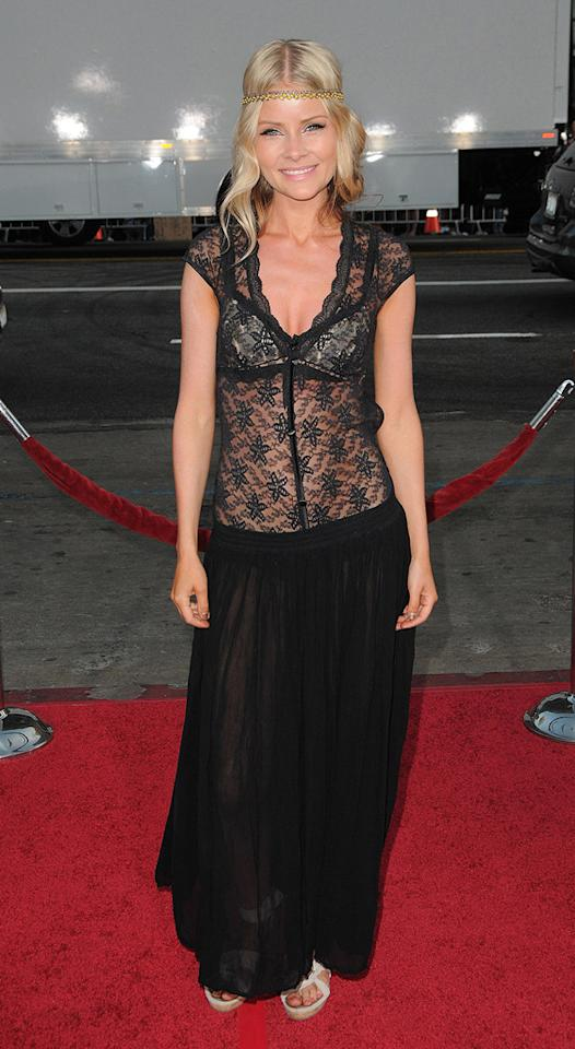 "<a href=""http://movies.yahoo.com/movie/contributor/1809712317"">Anita Briem</a> at the Los Angeles premiere of <a href=""http://movies.yahoo.com/movie/1810070753/info"">Scott Pilgrim vs. the World</a> - 07/27/2010"