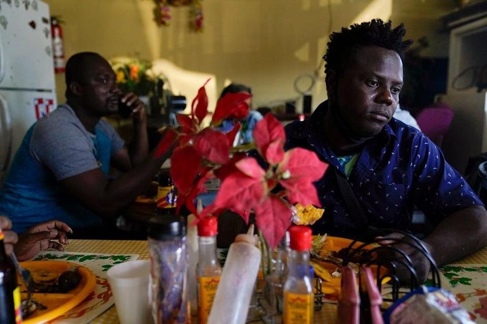 Border Haitian Diaspora (Copyright 2021 The Associated Press. All rights reserved)