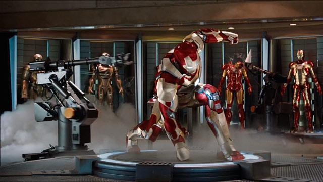 WATCH: First Look at 'Iron Man 3'