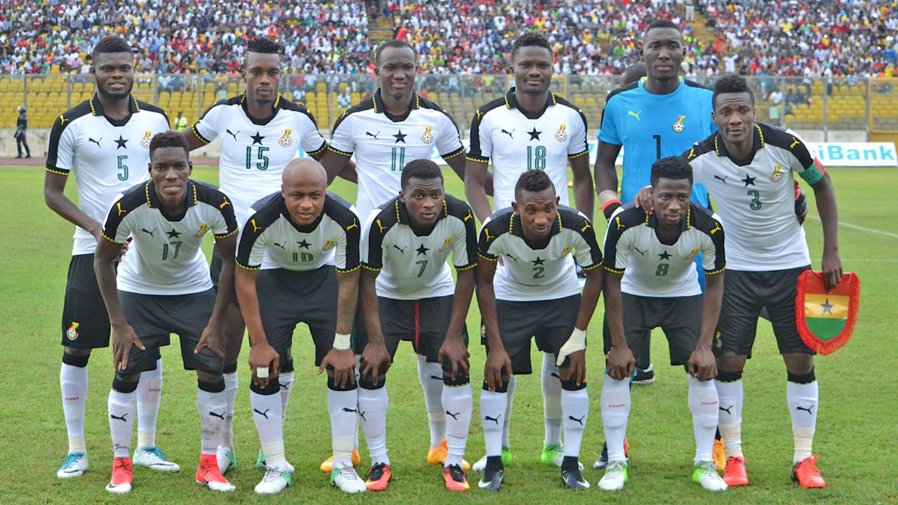 The Black Stars all set for friendly clashes against the Stars and Stripes and El Tricolor in the United States
