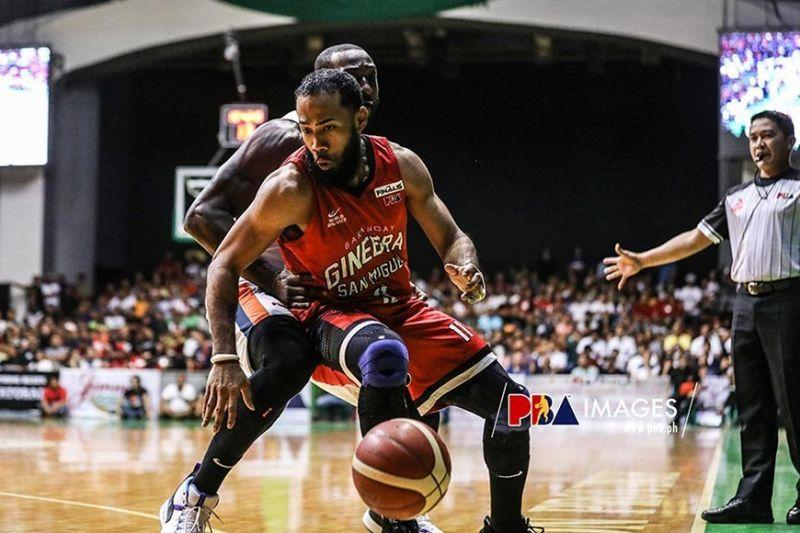 Pringle leads Ginebra past Meralco to give Kings a 2-1 series lead in PBA Governors' Cup finals