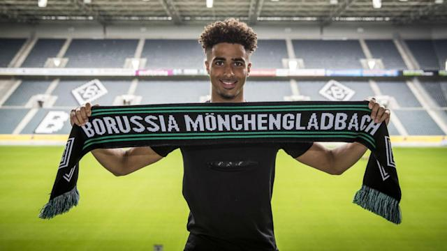 The teenager has completed a transfer to the Bundesliga side after deciding to leave Spurs and sign a four-year contract in Germany