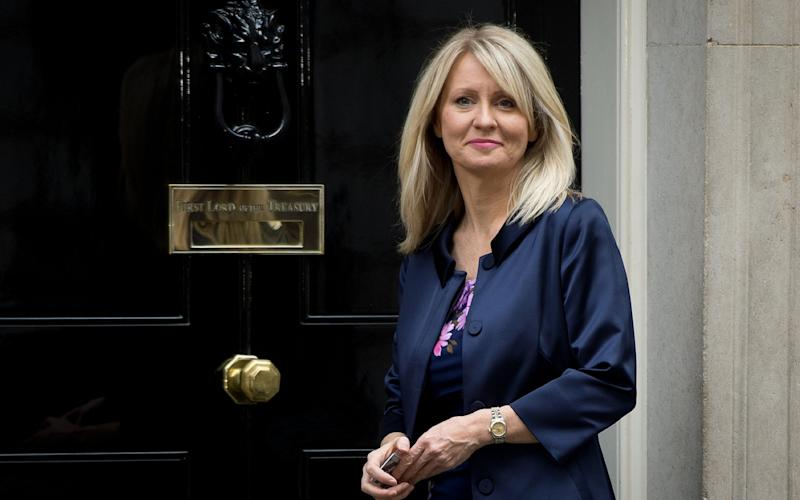 Esther McVey - Credit: AFP
