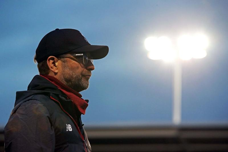 Playing the kids: Klopp intends to 'respect' the winter break (PA)