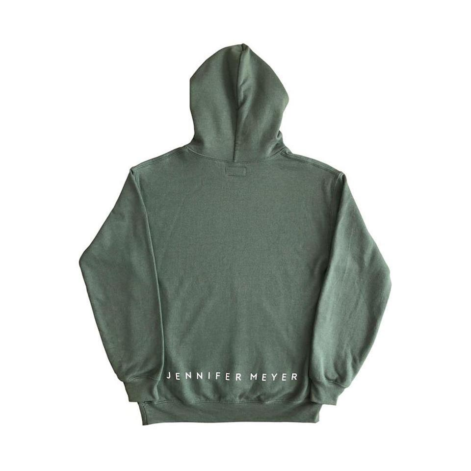 """<p><strong>Jennifer Meyer</strong></p><p>jennifermeyer.com</p><p><strong>$65.00</strong></p><p><a href=""""https://jennifermeyer.com/collections/hoodies/products/mama-hoodie-small"""" rel=""""nofollow noopener"""" target=""""_blank"""" data-ylk=""""slk:Shop Now"""" class=""""link rapid-noclick-resp"""">Shop Now</a></p><p>Jennifer Meyer has tons of beautiful and special pieces of jewelry to choose from, and if mom is a fan, this hoodie pairs perfectly with any of her pieces.</p>"""