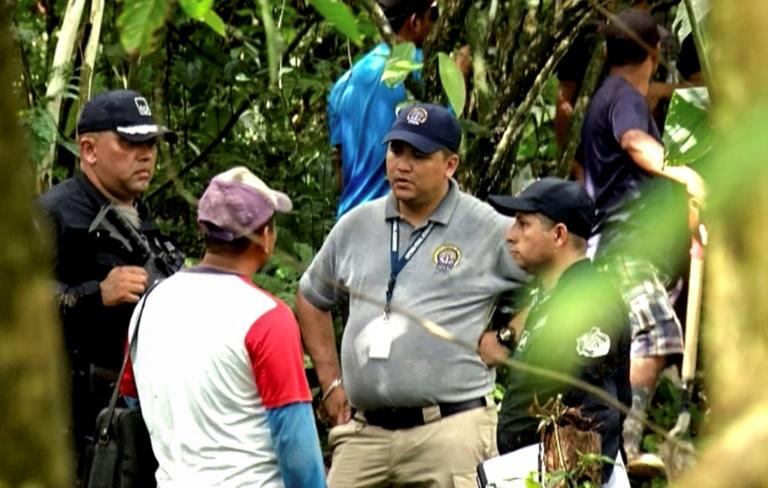 Police discovered a grave containing seven bodies in the indigenous region of Ngabe Bugle, in Bocas del Toro province